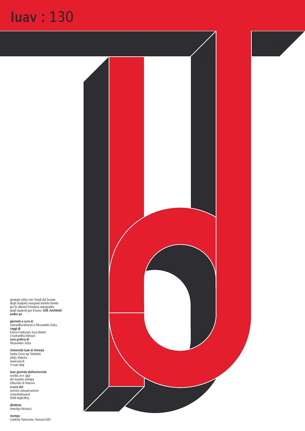 IUAV Journal n.130