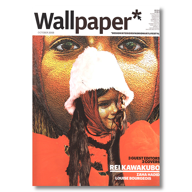 Wallpaper Журнал