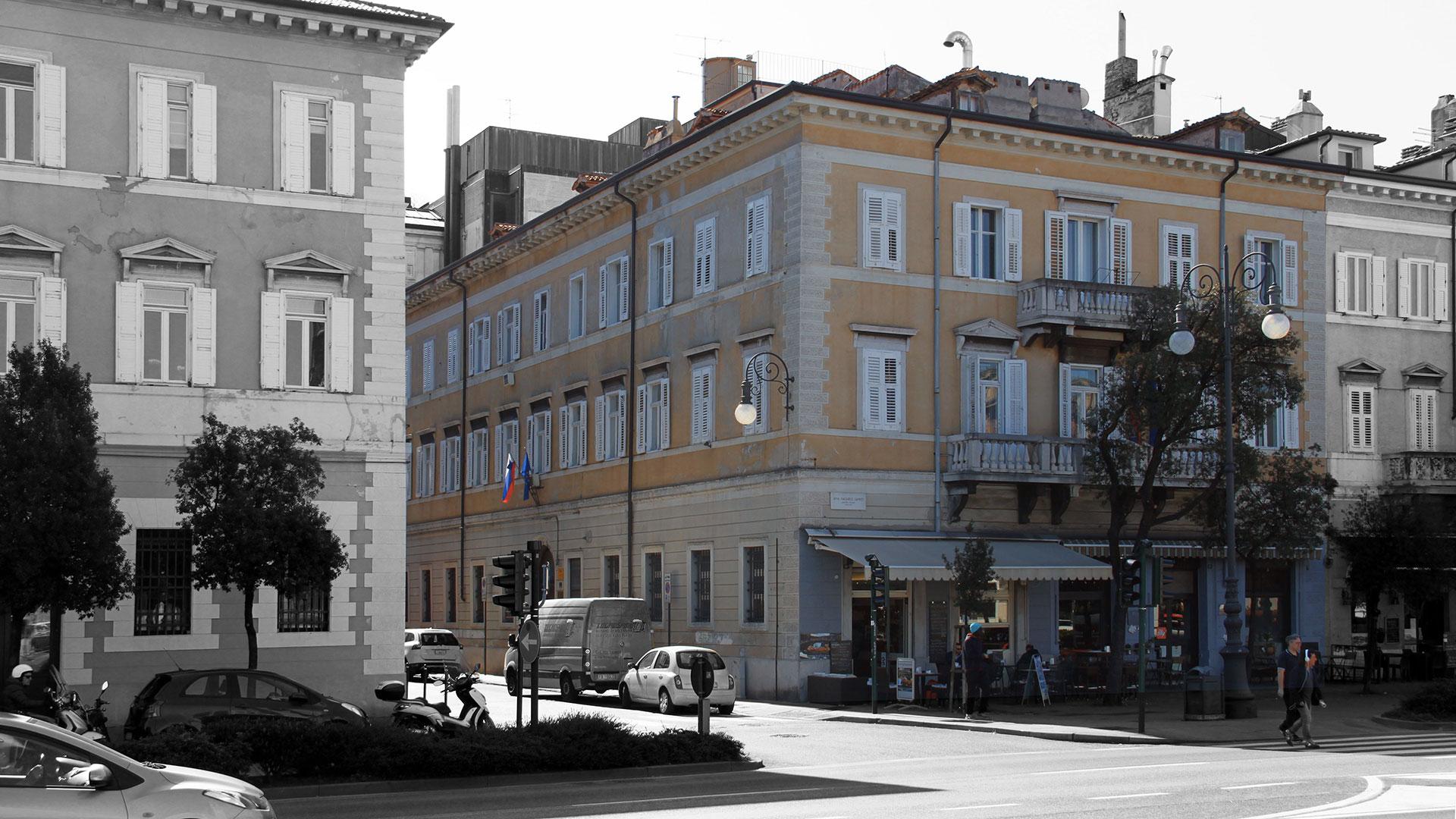 San Giorgio Palace