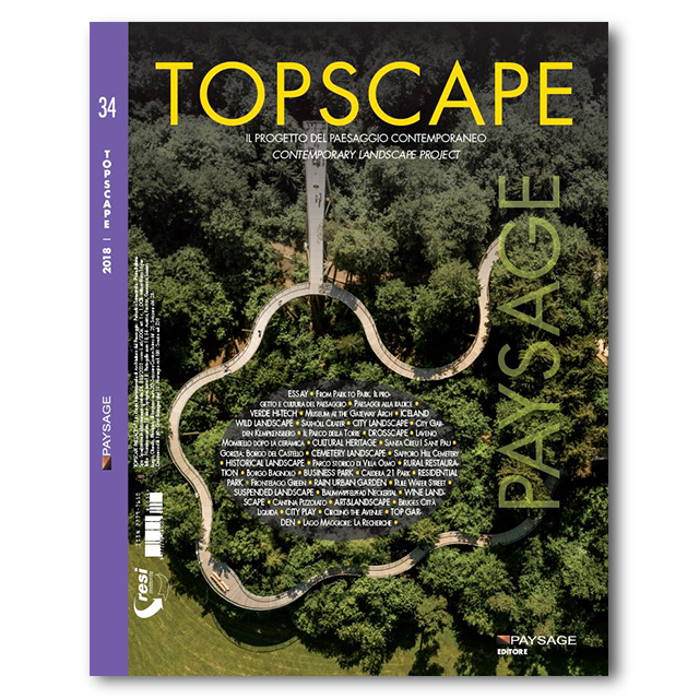 TOPSCAPE PAYSAGE - Borgo Castello