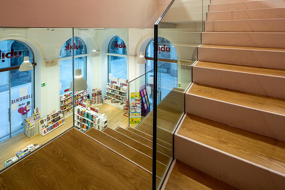 Ubik bookshop