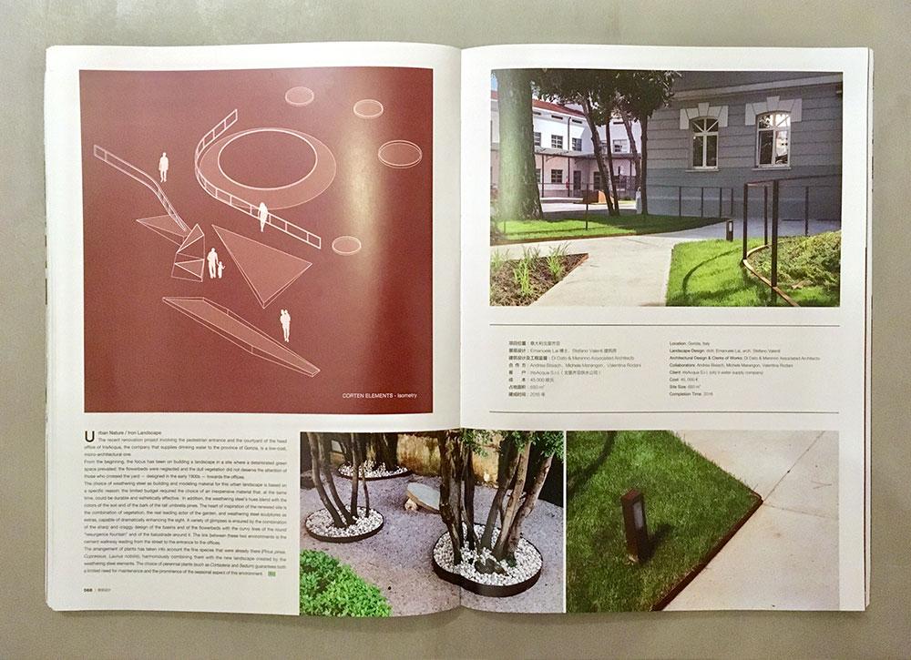 Landscape Design \ IrisAcqua