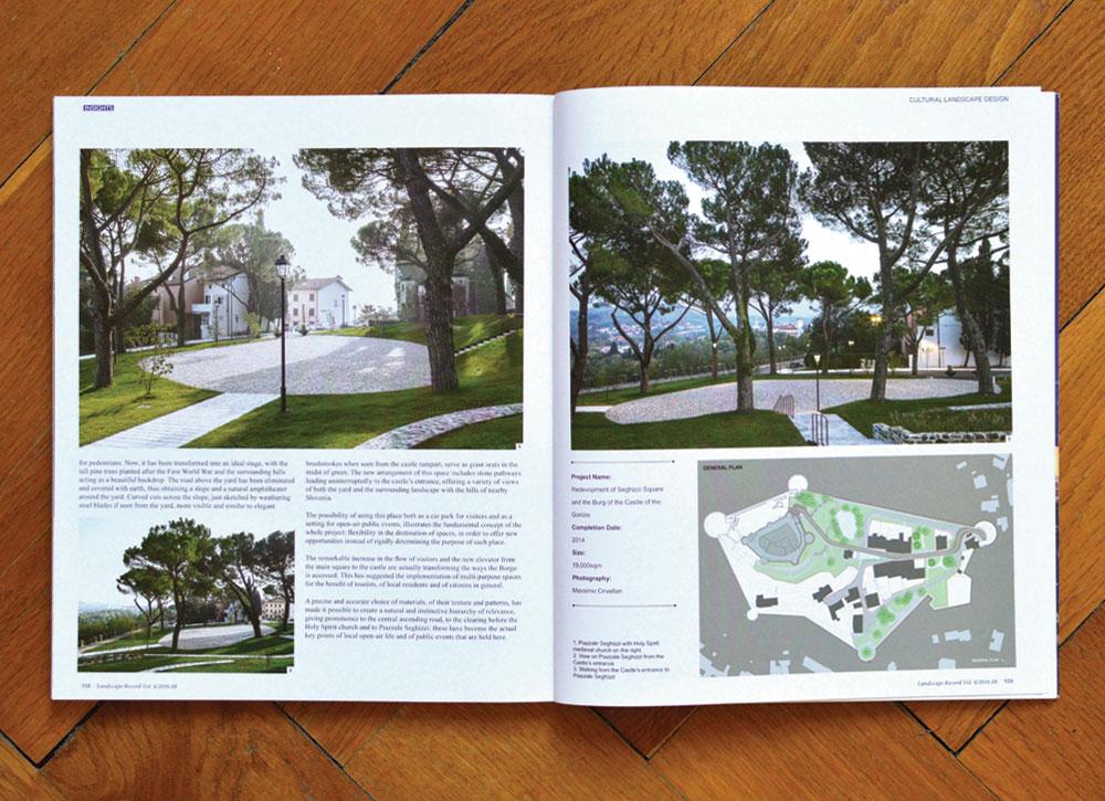 Landscape Record - Borgo Castello